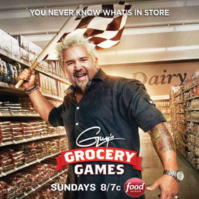 Winner of Guy's Grocery Games Ultimate Rematch on October 31st, 2016